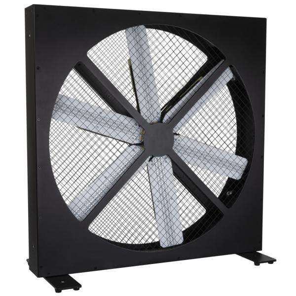BRITEQ BT-LEDROTOR ventilateur décoratif 70x70cm LED 6 pâles de 5 sections RGB + UV