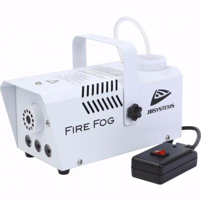JB SYSTEMS FIRE FOG machine à fumée avec LED Ambre