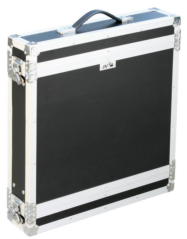 JV CASE RACK CASE 2U Flight-Case universel rack 2U