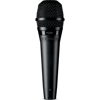 SHURE PGA81 XLR micro instrument filaire ambiance ou overhead