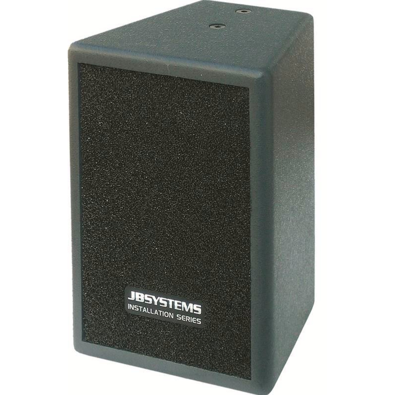 "JB SYSTEMS ISX-5 (1 paire) Enceinte satellite 5"": 80Wrms / 16 ohm"