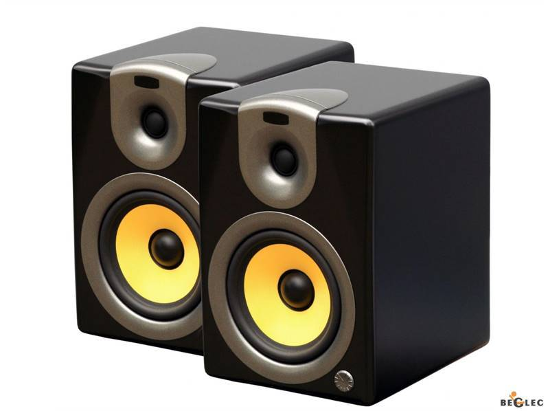 JB SYSTEMS AM50 (1 pair) Moniteur Audio (1 paire)