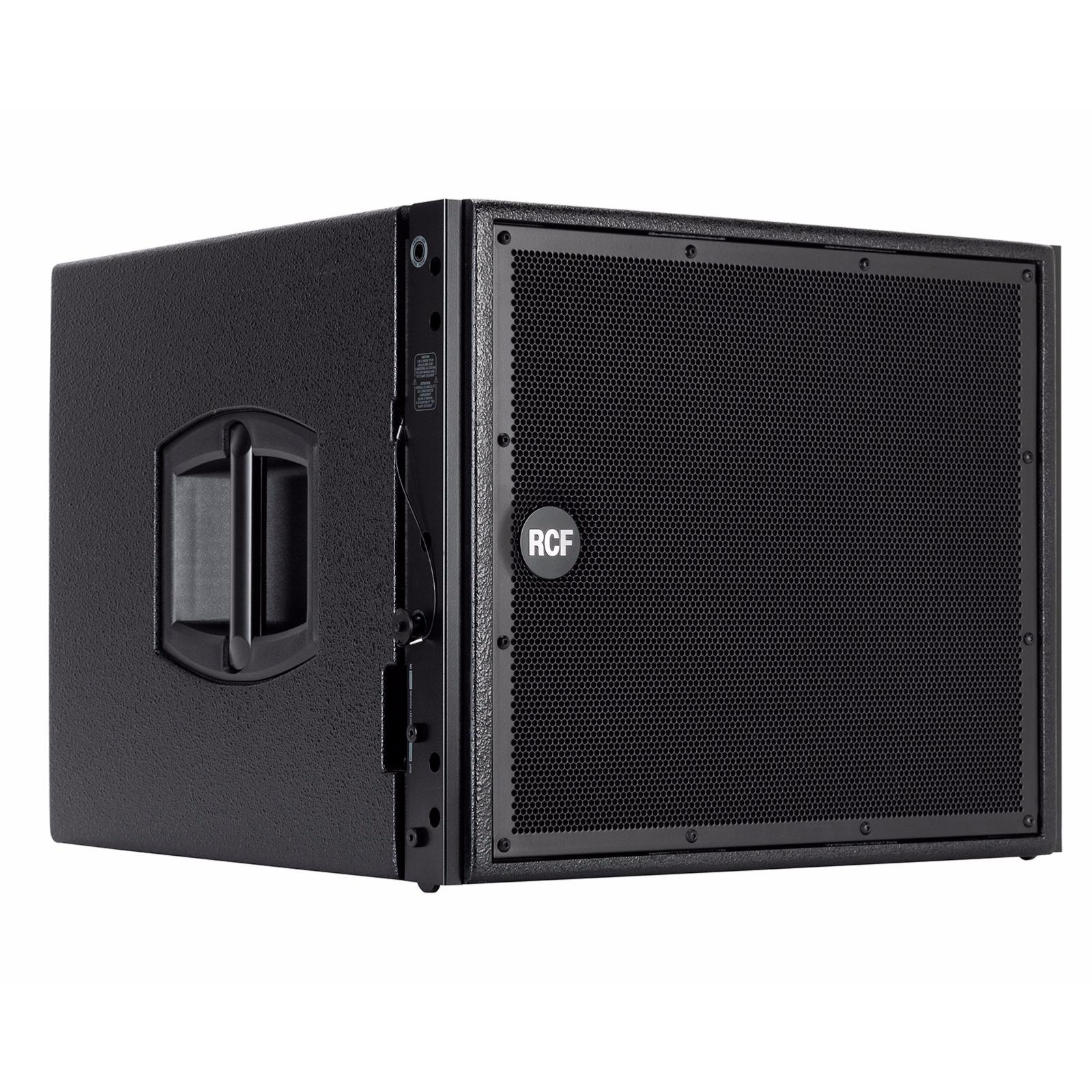 RCF HDL 15-AS Subwoofer Arrayable Line Array actif amplifié 1000W RMS 15""