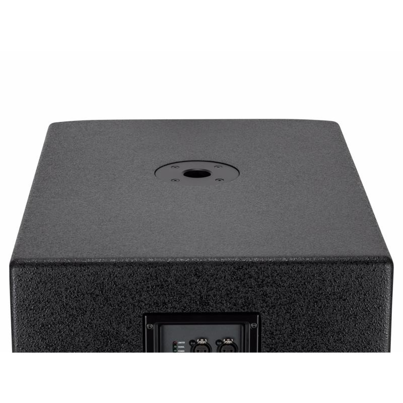 rcf sub 705 as ii caisson de basse actif 15 700w rms subwoofer. Black Bedroom Furniture Sets. Home Design Ideas