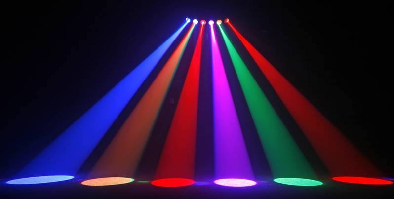 jb systems led rainbow jeux de lumi re led clairage dj dmx. Black Bedroom Furniture Sets. Home Design Ideas