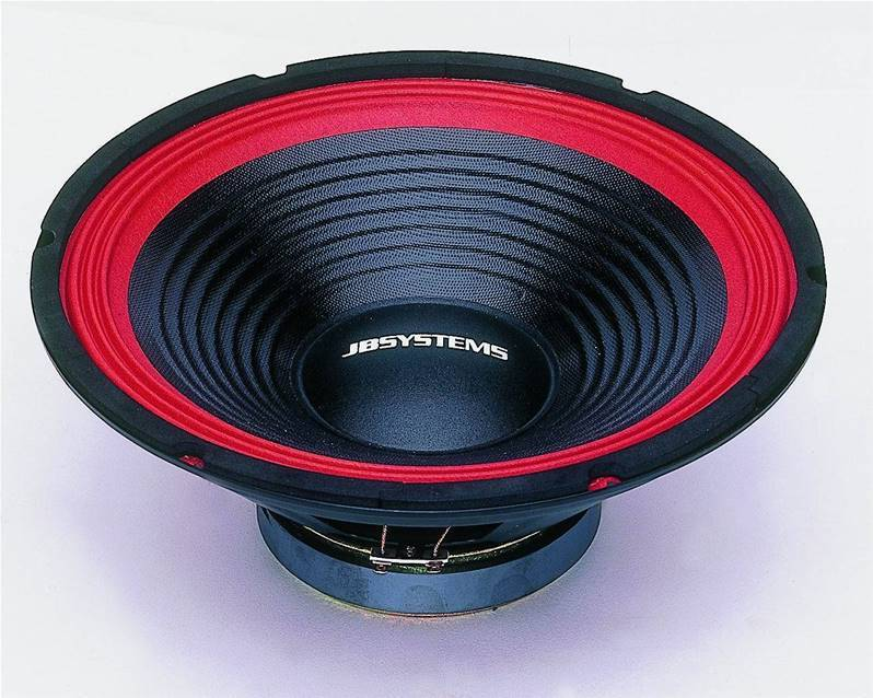 "JB SYSTEMS SP-15/250 Woofer 15"" / 38cm 250W 8 Ohm"