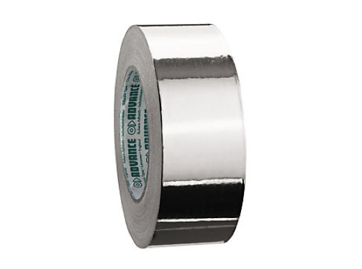 ADVANCE GAFFER aluminium 50mm x 50m 110° avec intercalaire AT5000