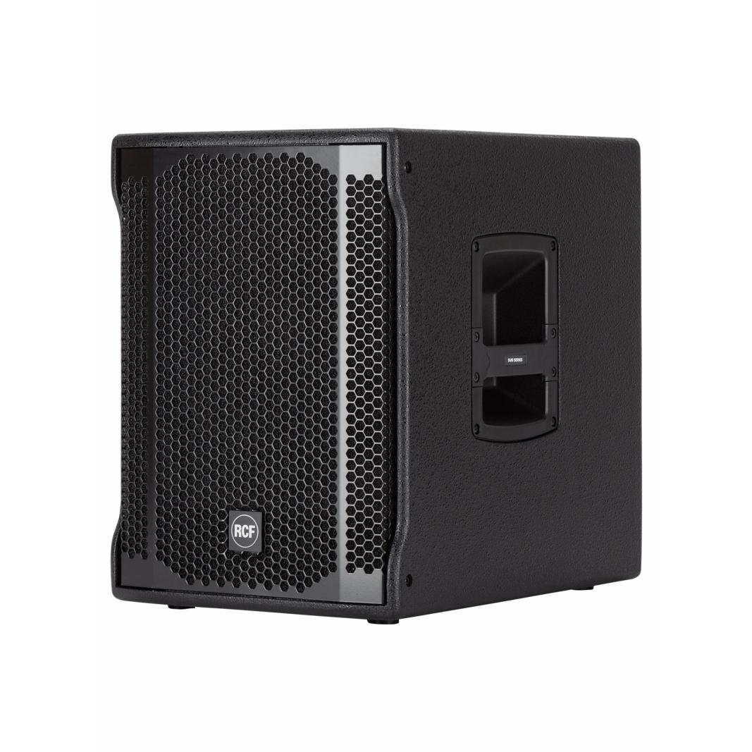 rcf sub 702 as ii caisson de basse actif 12 700w rms subwoofer. Black Bedroom Furniture Sets. Home Design Ideas