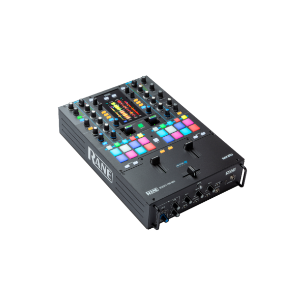 "Rane DJ SEVENTY-TWO MKII table de mixage 2 voies, 2 USB, Ecran tactile 4,3"" - compatible Serato"