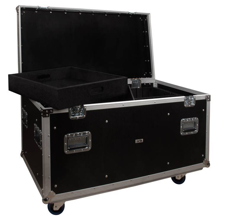 JV CASE CABLE CASE Flight-case / Malle de Câbles 120 x 60 cm
