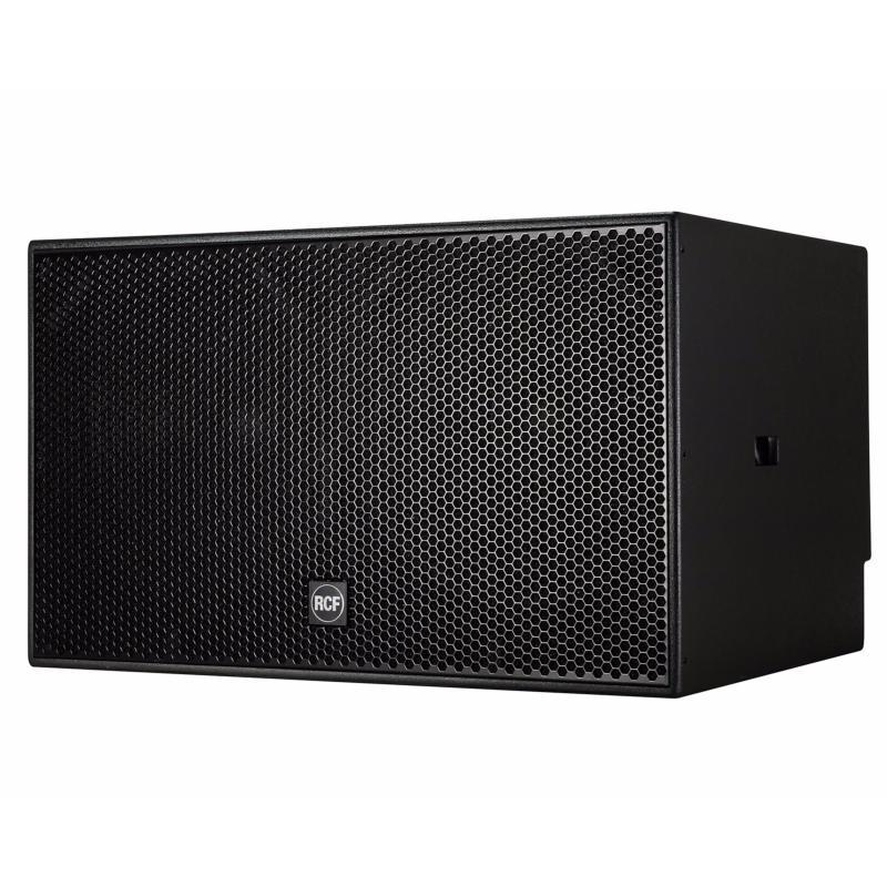 rcf s8028 ii caisson de basse subwoofer bass reflex 3000w rms 4 ohms double 18. Black Bedroom Furniture Sets. Home Design Ideas