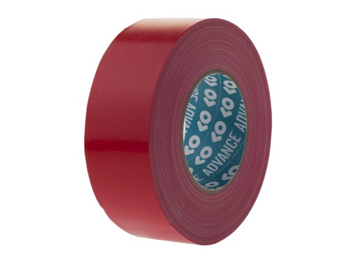ADVANCE GAFFER standard 50mm x 50m rouge AT1750