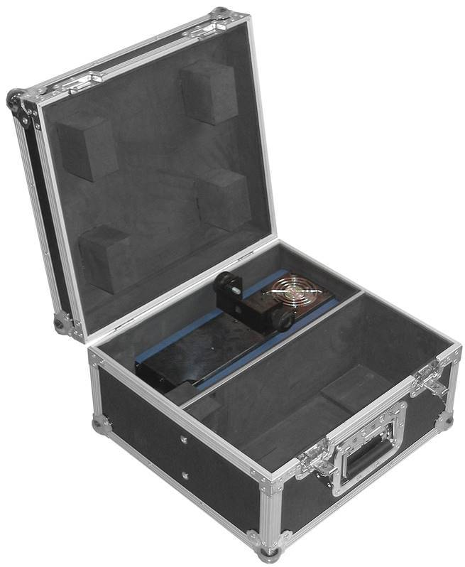JV CASE LIGHT EFFECT CASE 3 Flight case pour 2x LED Clubscan