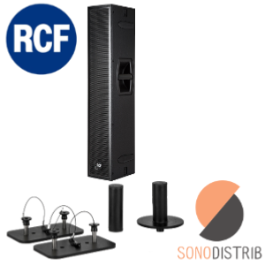 location enceinte colonne amplifiée array RCF NX L24-A magasin sono lille seclin lens douai arras
