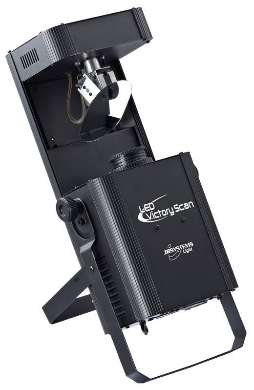 JB SYSTEMS LED VICTORYSCAN Mk2 Projecteur Scanner DMX Led 60W