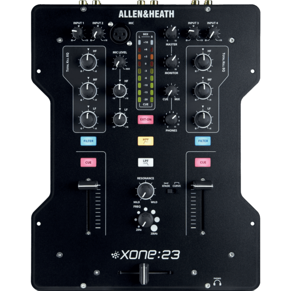 Allen & Heath Xone 23 Table de Mixage DJ  console club 2 voies