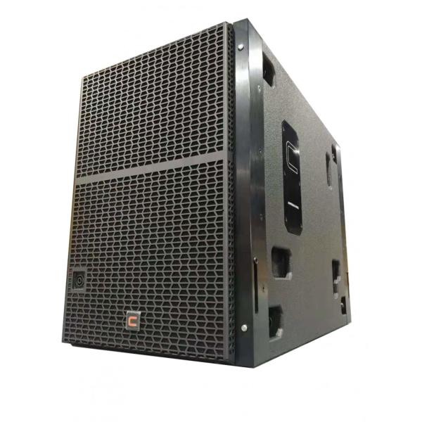 "Celto Acoustique  ISORAY 118S - CCA118S subwoofer caisson de basse line array 120W RMS 18"" (seul)"