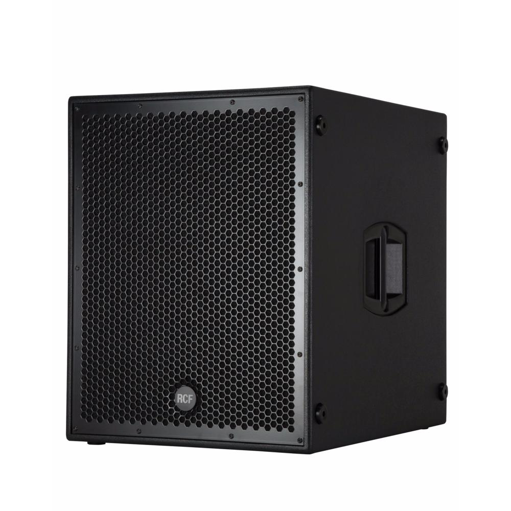 rcf sub 8004 as caisson de basse actif 18 1250w rms subwoofer. Black Bedroom Furniture Sets. Home Design Ideas